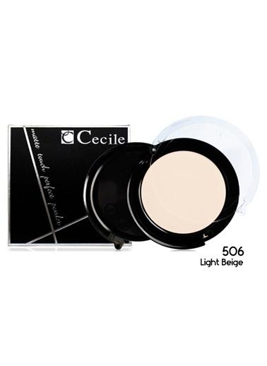 Cecile Matte Touch Perfect Powder  506 Renkli
